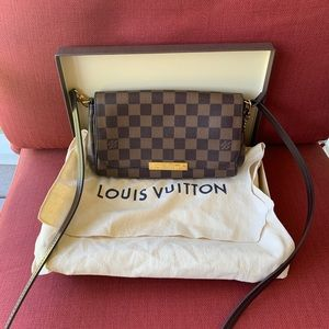 Louis Vuitton PM in ebene